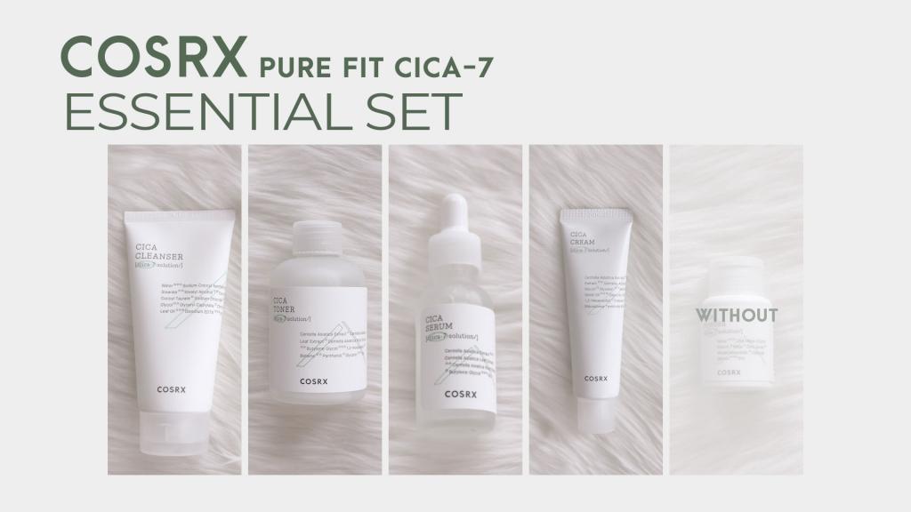 COSRX PUREFITCIA-Essential