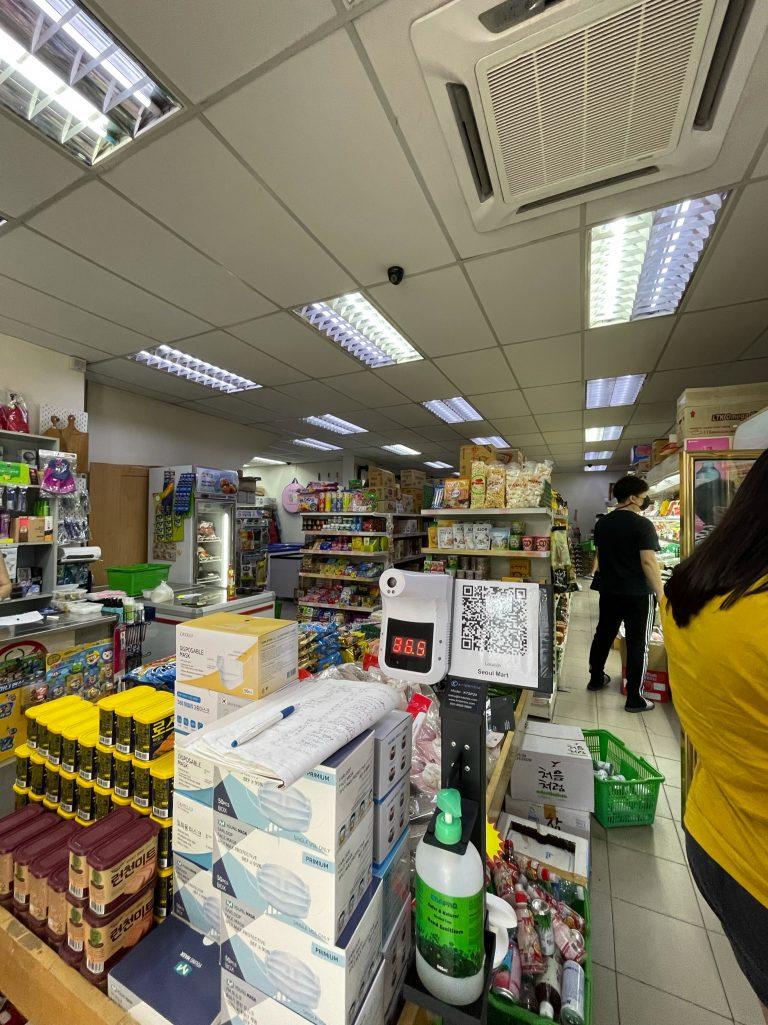 5. Seoul Mart Supermarkets (1)