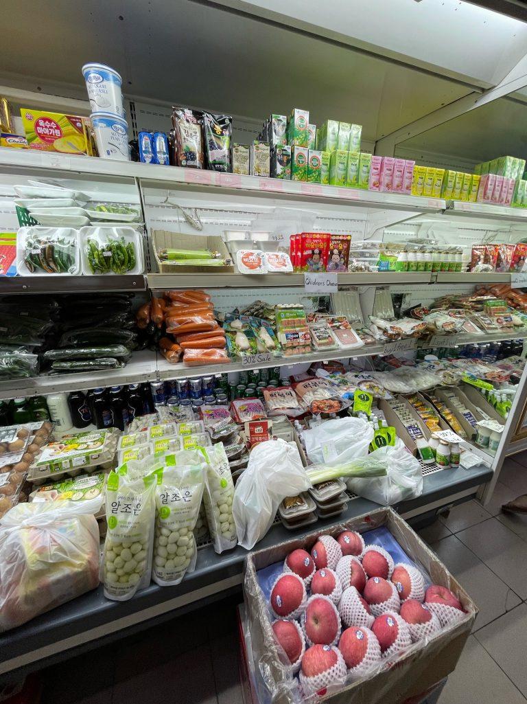 5. Seoul Mart Supermarkets (2)