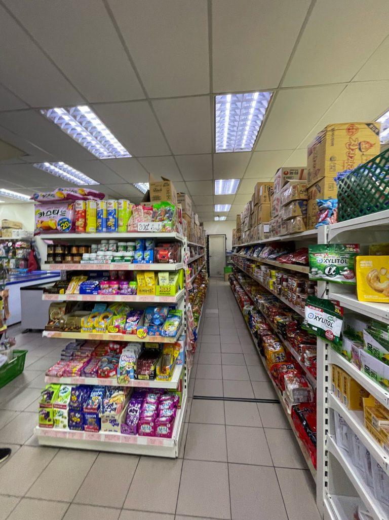 5. Seoul Mart Supermarkets (72)